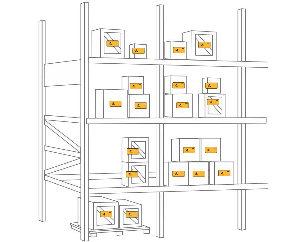 Asset Tracking BLE Beacon - Roambee