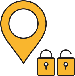 Track Cargo GPS Smart Lock - Roambee