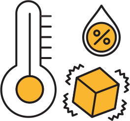 Temperature & humidity data logger Roambee